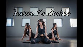 Taaron Ke Shehar | Neha Kakkar, Sunny Kaushal, Jubin Nautiyal |Choreography by Boss Babes Official