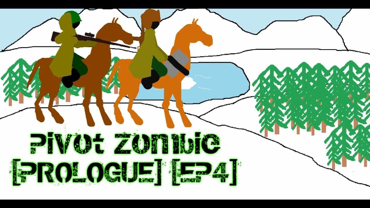 Pivot Zombie [PROLOGUE] [EP4] A journey to the past