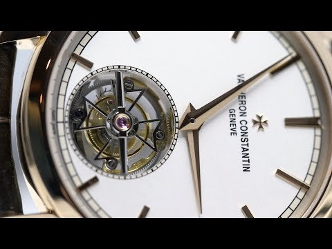 Spending Time: Behind The Scenes Of The Top Watches Of SIHH 2018 | aBlogtoWatch
