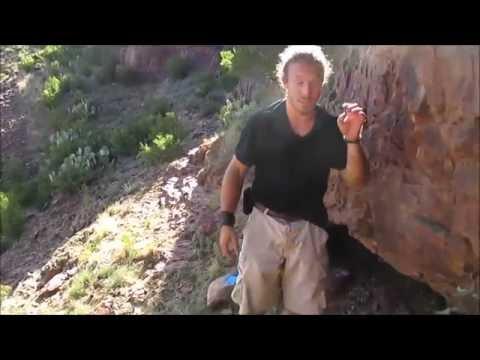 Unprepared Treasure Hunting - Arizona