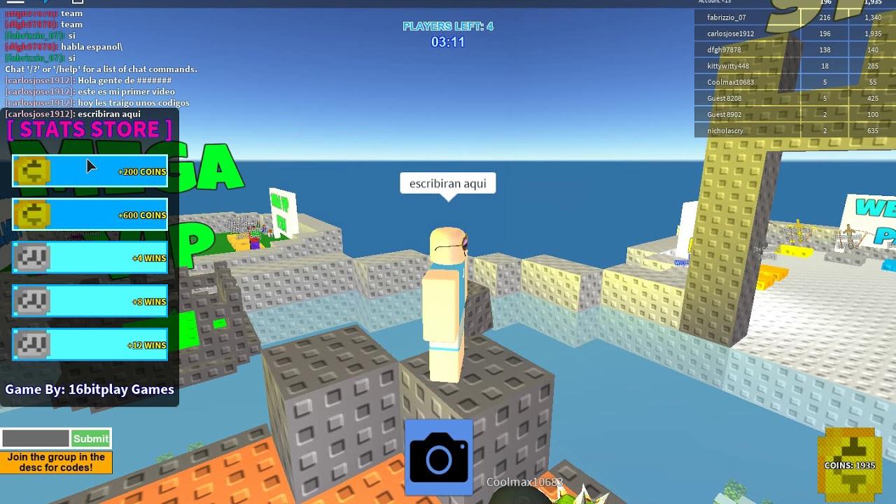 Codigos En Skywars Roblox - video de skywars roblox