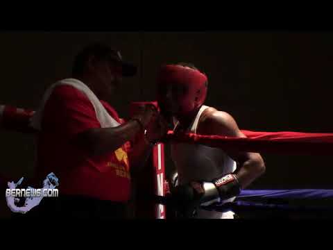 Nikki Bascome vs Justin Garant At All Or Nothing, Oct 13 2012