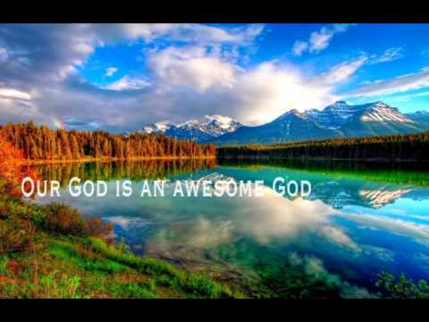 Awesome God by Rich Mullins (with lyrics)