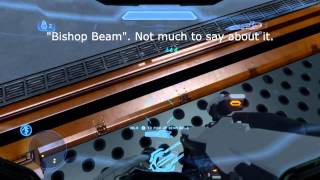 Halo 4 : Hidden Unused Weapons (New Rifle, LMG, Promethean Pistol and More!)