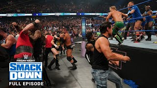 WWE SmackDown Full Episode, 22 November 2019