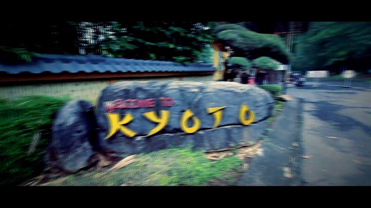 Nuansa Taman Pesona Kyoto Kota Wisata Hd Youtube