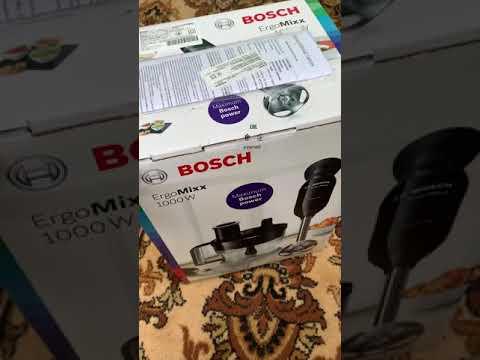 Блендер Bosch MS62B6190