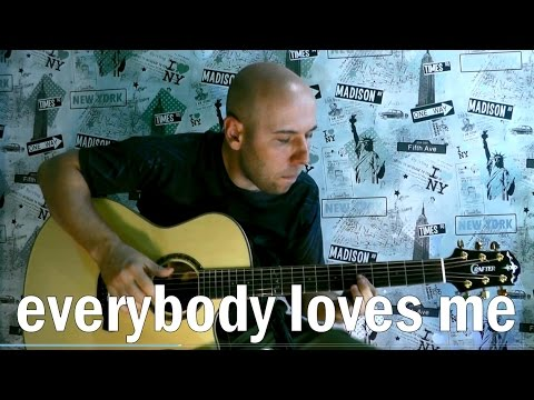 Everybody loves me слова песни