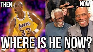 Where Are They Now? Kareem Abdul Jabaar