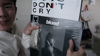 FRANK OCEAN MERCH REVIEW BOYS DONT CRY (MAG, CD, VINYL, AIR FRESHENER)