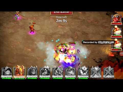 Castle Clash Labyrinth Jealous Goblin