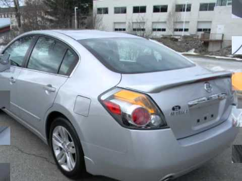 2010 NISSAN ALTIMA 3.5SR V6 ** SUPER LOW MILES ** Tewksbury Boston ...