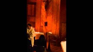 2014 ミオセミナー 御聖体礼拝と祈り.