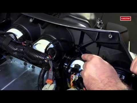How to install the Bagger Parts Fairing Bracket Repair Kit For Harley-Davidson Tutorial