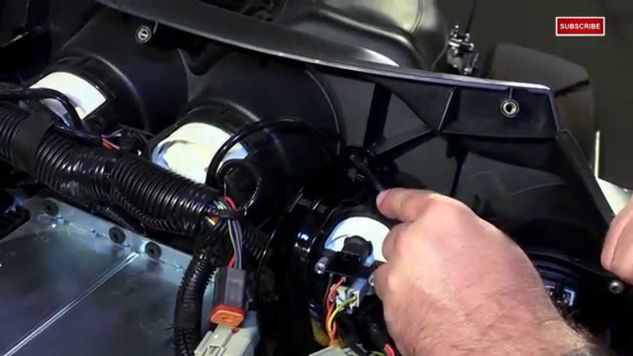 How To Install The Bagger Parts Fairing Bracket Repair Kit