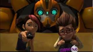 Transformers: Prime - What Bumblebee Really Says 4