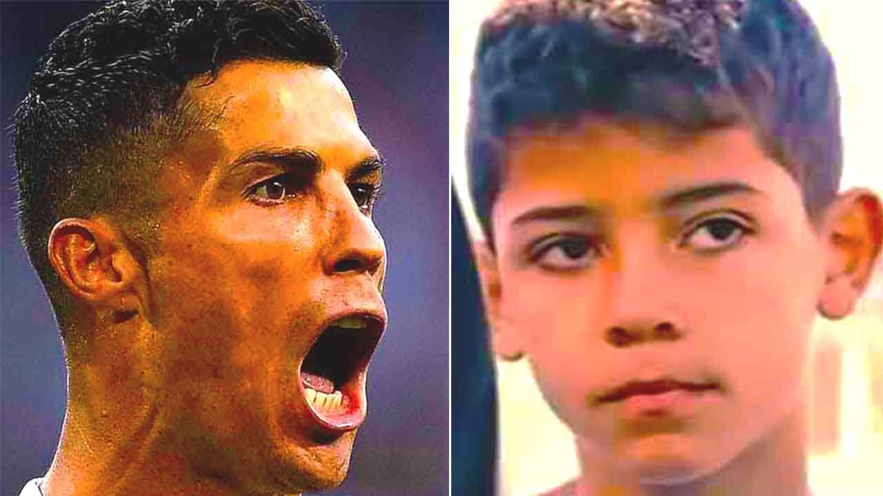 CRISTIANO RONALDO JR WILL NOT BECOME a FOOTBALLER and HERE's WHY!