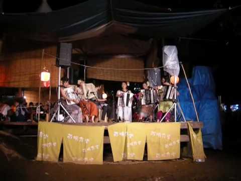 リュクサンブール公園 FUJI ROCK FESTIVAL 09 5