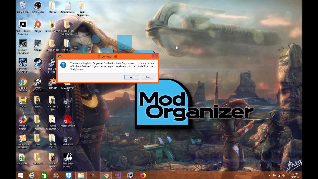 Fallout 4: Mod Organizer 2 Installation Tutorial Updated