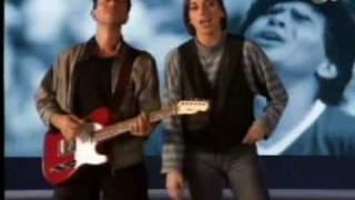 Canción Italia 90 Edoardo Benato y Gianna Nannini