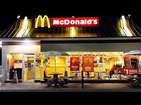 【Aha视频】北京凌晨2点,麦当劳里有另一个世界