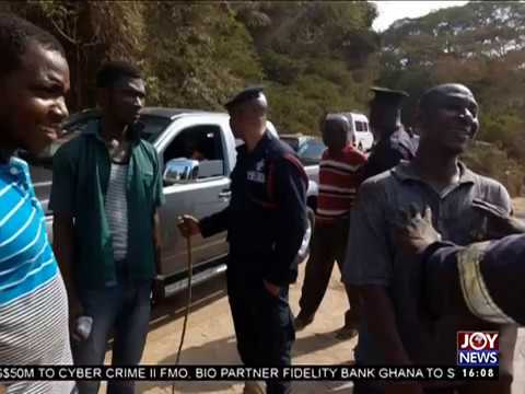 Contractor moves to work on New Takoradi - The Pulse on JoyNews (29-3-17)