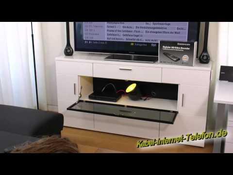 Kabel Deutschland Programm-Manager (Smartphone App zur Programmierung DVR)