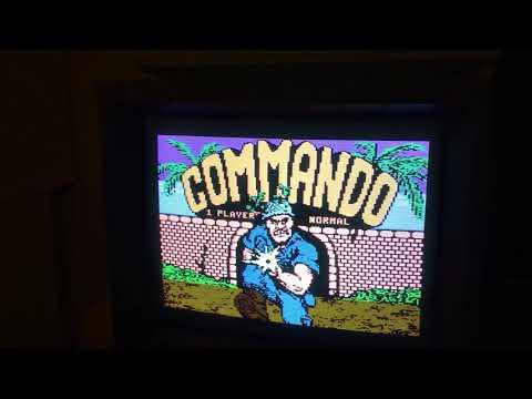 Demostración Atari XEGS repro.