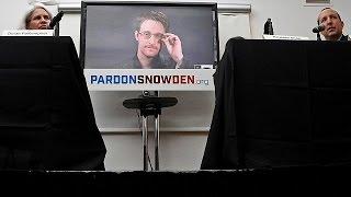 Pardon Snowden campaign launched