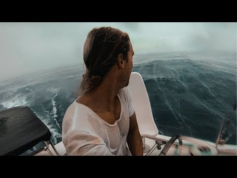 Trapped In A Weather Bomb! (Sailing)