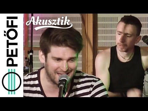 Vasárnapi Gyerekek - Budapest egy test / Budapestmód (feat. Újonc) - Petőfi Rádió Akusztik