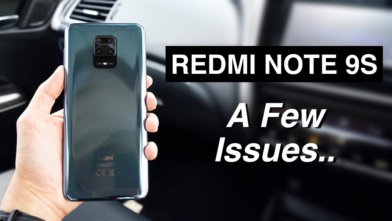 Redmi Note 9S Quick Review - My Personal Experience.