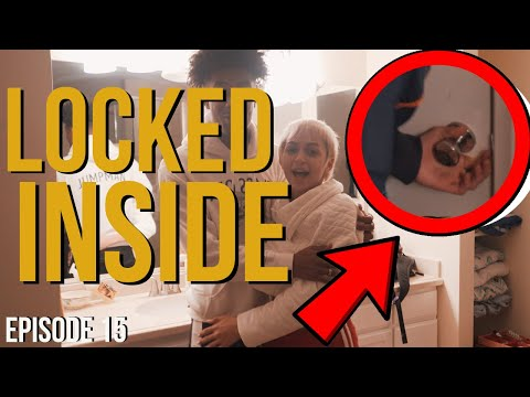 TRAPPED IN A BATHROOM WITH JOSIE TOTAH! | Patrick Casella