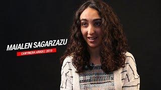 Entrevista a Maialen Sagarzazu, cantinera de Arkoll (2019)   Txingudi Online