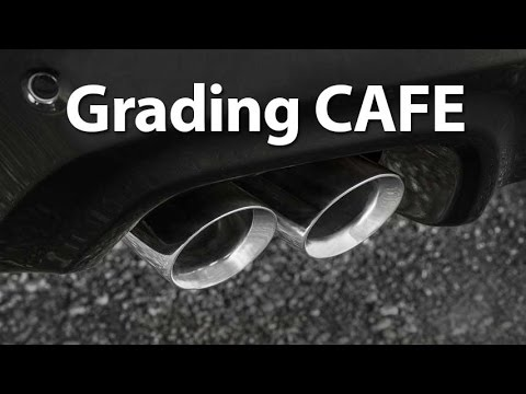 Grading CAFE - Autoline This Week 2017