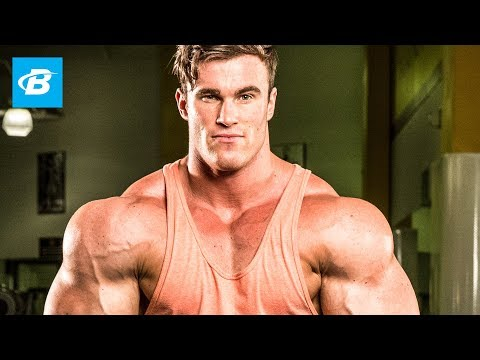 Calum Von Moger's Delt Demolition Workout