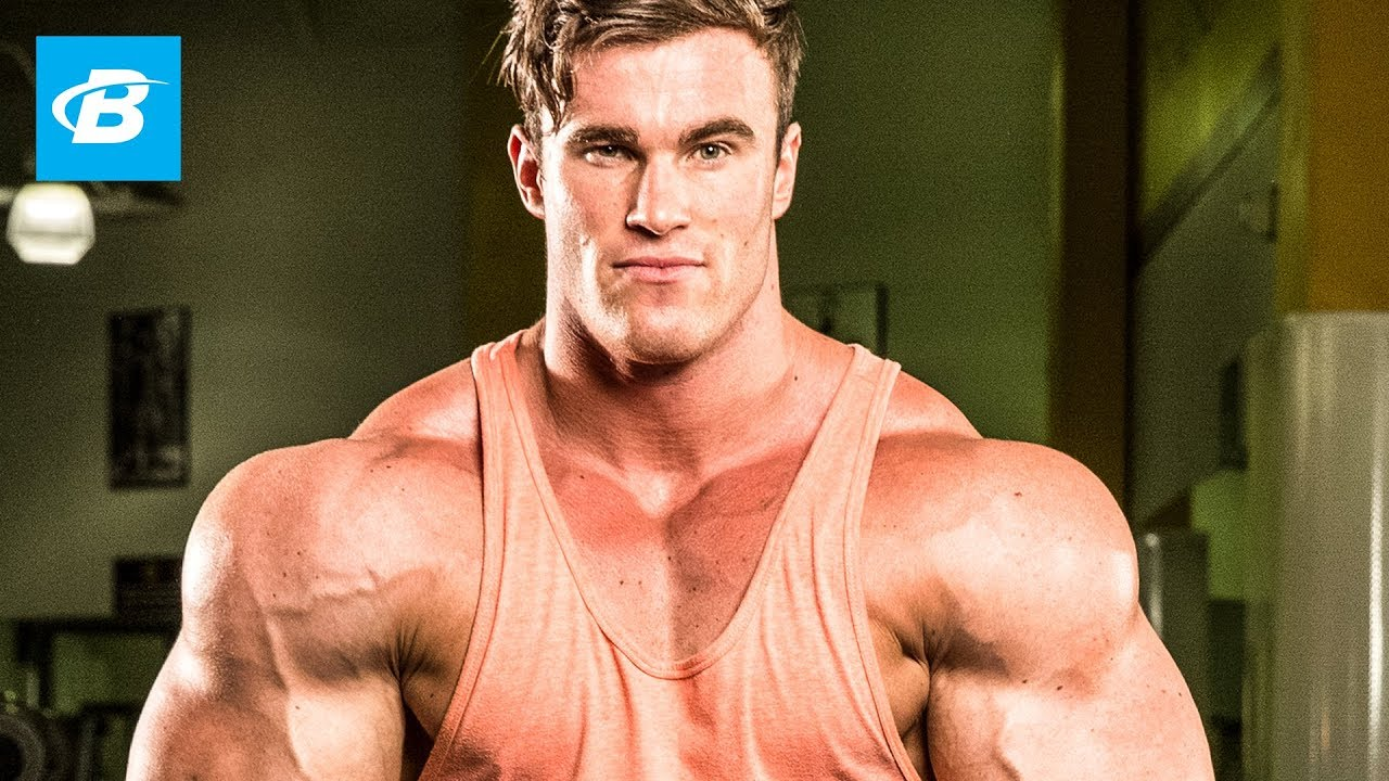 Follow The Workout Routine of Calum von Moger (The New Mr