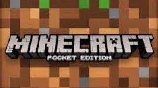Streaming Minecraft Pocket Edition