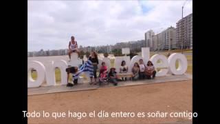 Engin Akyürek Uruguay para #UnityinPeaceWithLove - 14 de febrero de 2016 - San Valentín