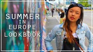 Summer in Europe Lookbook