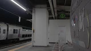 【配給】215系 AM疎開 長岡駅出発(4K HDR)