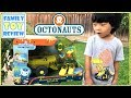 OCTONAUTS Toys GUP K RESCUE ANIMALS & Protect Sea Creatures - Octonauts Gup K RC Truck UNBOXING