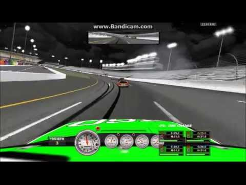 super late model soundpack for nr2003 on Lanier track by