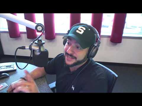 The Valenti Show - Mike reacts to the Michigan State win over Michigan