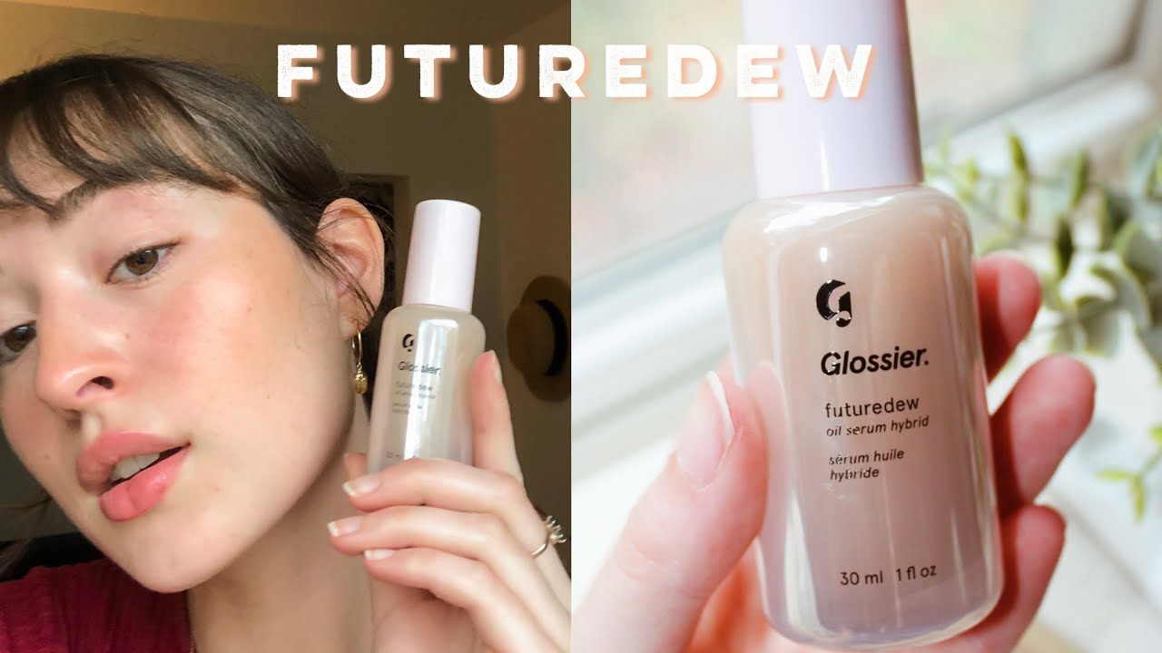 NEW FUTUREDEW REVIEW | Glossier Skin in a Bottle? - YouTube