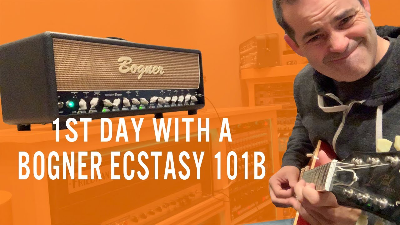 good quality store united states 1st Day with a Bogner Ecstasy 101B