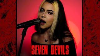 Download Seven Devils - Florence + The Machine (METAL COVER) Violet Orlandi