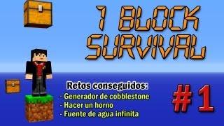 Minecraft | Supervivencia Extrema - 1 Bl...