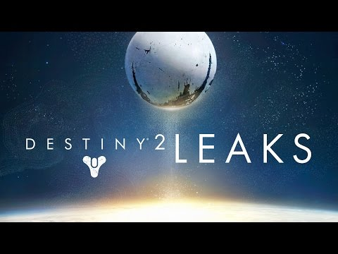 Destiny 2 LEAKS! Release Date! Beta! Platforms! - The Know Game News