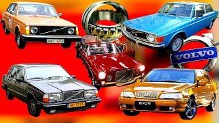 История VOLVO (Вольво). Самые безопасные автомобили в мире